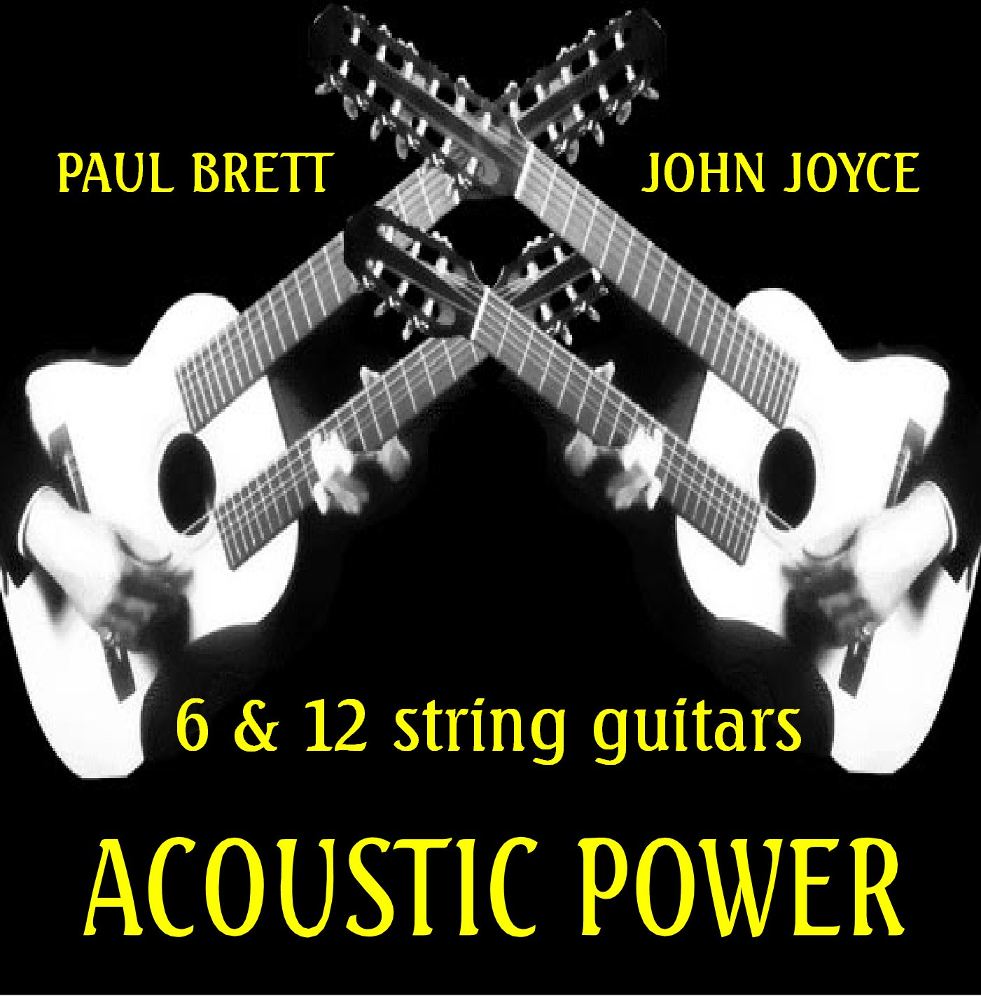 Paul Brett & John Joyce: CD And Download